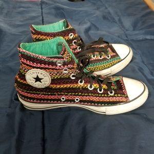 Converse Chuck Taylor All Stars Crochet Sneakers
